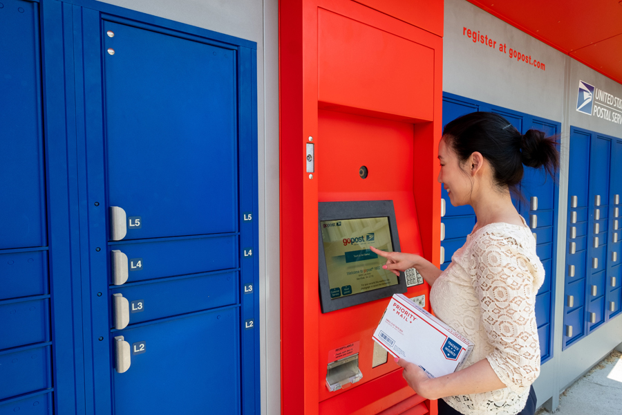 Постаматы в России (Automated Parcel Lockers)